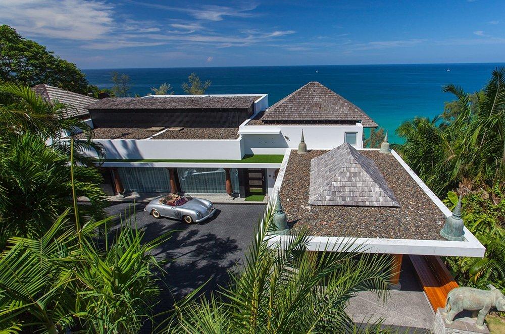Villa  Omega. 10 Bedroom   Island Homes Phuket